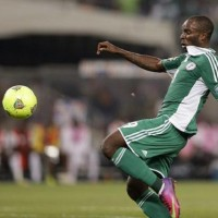 Mba's splendid goal - which involved a magnificent bit of ball juggling - gave the Super Eagles a 1-0 win over Burkina Faso at Soccer City in Johannesburg.