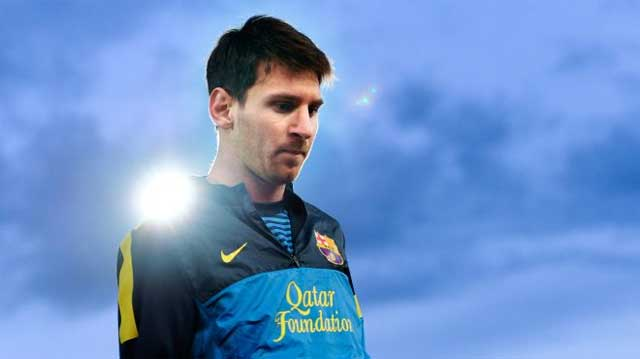 Messi focused on becoming a legend