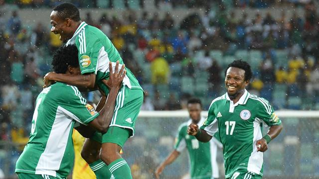 Nigeria crushed Mali 4-1 to make the final of the Africa Cup of Nations. A superb semi-final at the Moses Mabhida stadium