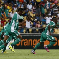 Nigeria go through to the semi finals as the beat the Elephants Ivory Coast