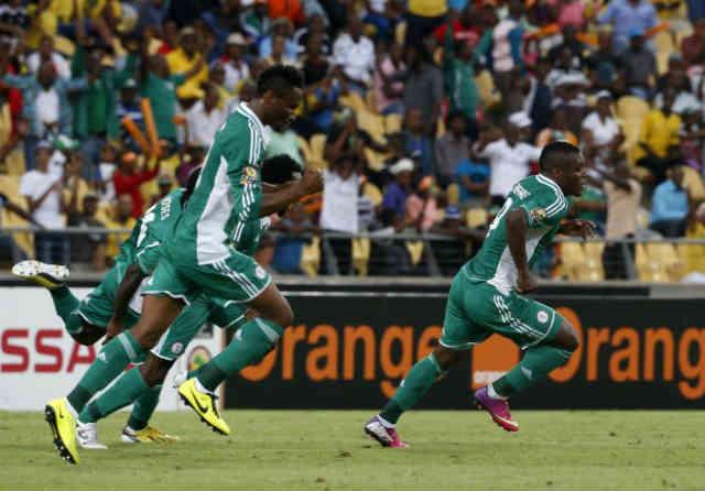 Nigeria go through to the semi finals as the beat the Elephants Ivory Coast