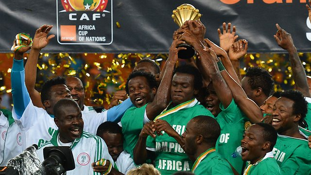Nigeria have been crowned champions of Africa after beating Burkina Faso 1-0 in the Cup of Nations Final.