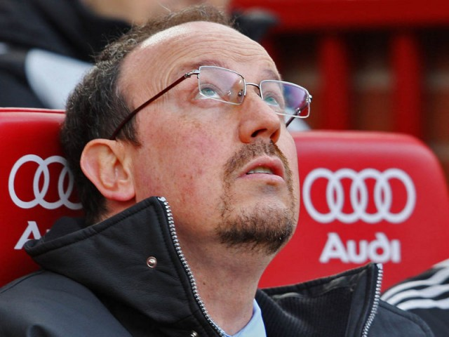 Rafael Benitez can look up to the skies and hope that real Madrid will open its doors for him- it is indeed a dream for him to coach the Spanish side