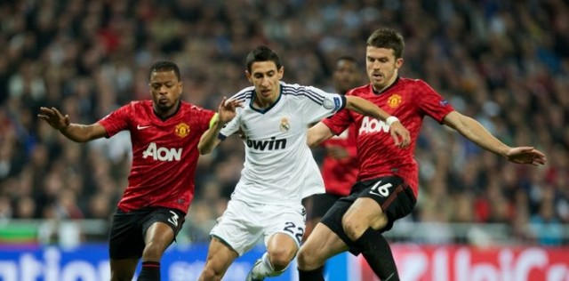 Real Madrid winger Angel di Maria is being offered around Europe to top clubs including Manchester United and Paris Saint Germain.