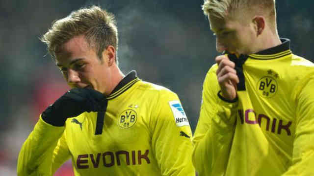Reus believes that they have a chance to win the title in Germany