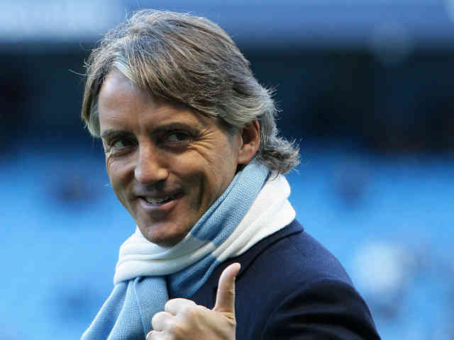 Roberto Mancini has got so much respect from Mario Balotelli but also his team who believe he not only a manager but a friend