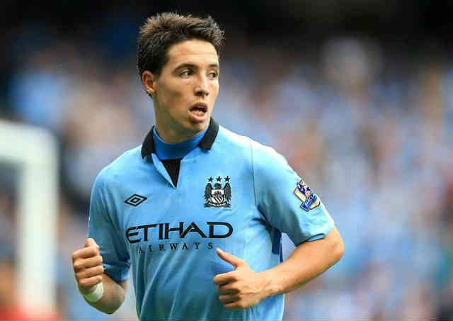 Samir Nasri could leave Manchester City this summer transfer window