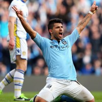 Sergio Aguero grabbed a brace as Man City easily overcame Leeds United to boost their spot in the FA Cup Quarter-Finals.