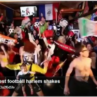 The best football Harlem Shakes