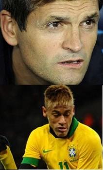 Tito Vilanova has agreed a summer transfer for Neymar
