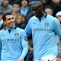 Yaya Toure and Carlos Tevez brings City to their feet again