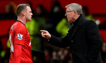 Alex Ferguson says Wayne Rooney will stay at Manchester United next season following a huge buzz over the striker's future