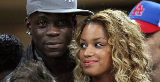 Balotelli has found his muse Fanny Neguesha. With her he is more settled and has matured a lot.