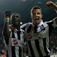 Newcastle United 1 : 0 Anzhi Makhachkala Highlights