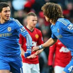 Eden Hazard says his goal against Manchester United was just beauty