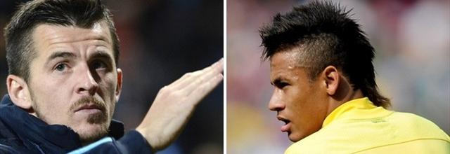 "English footballer Joey Barton has once more caused controversy in Brazil with comments regarding rising star Neymar, this time describing him as ""cat piss""."
