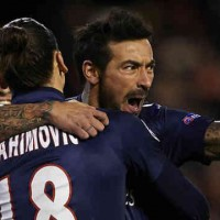 Ezequiel Lavezzi wants the title of the Champions League added to PSG