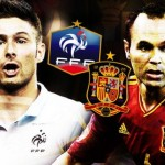 France vs Spain LIVE: Watch the World Cup qualifier from the Stade de France from 8pm