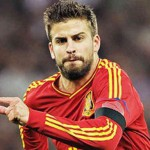 Gerard Pique said that one of his favourite defenders is Raphael Varane and wouldn't mind playing along side with