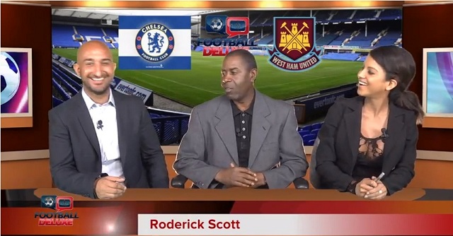 Hear our experts Ali Sadjady and Roderick Scott's predictions and analysis  and the incisive comments of our host Lina Martini on Football Deluxe Talking Point