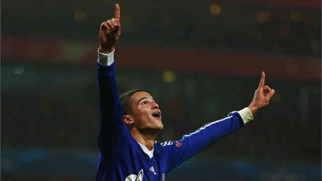 Ibrahim Afellay even after his injury still believes he has to push to get to the top