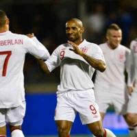 San Marino 0 : 8 England Highlights