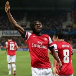 Gervinho time is up with Arsenal