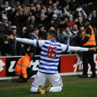 Jenas gives the Queens Park Rangers the win at the 90th minute