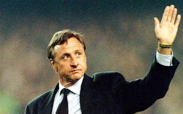 Johann Cruyff the Dutch legend believes that Neymar does not need to go to Barca