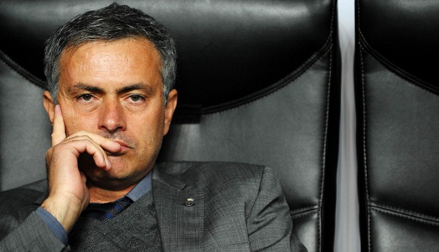 Jose Mourinho believes Manchester United were better than Real Madrid yesterday although they lost  2-1  at Old Trafford .