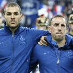 Ribery does not fear Spain and flies to the rescue of Benzema
