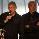 Benzema feels close to Zidane