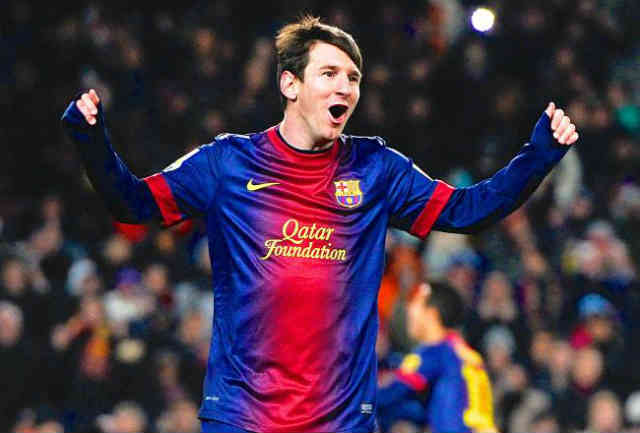 Lionel Messi is still scoring goals as no one can stop him in what he does best