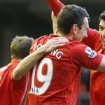 Liverpool 3 : 2 Tottenham Hotspur