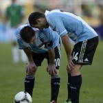 Lionel Messi vomits against Bolivia