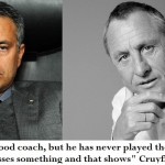 Cruyff questions Mourinho credibility as a coach