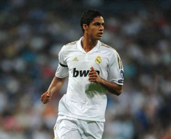 Raphael Varane believes that the red card that Nani received was not called for