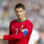 Ronaldo frustrated that he won't be playing in the next match of the World Cup qualifiers but stands with his country