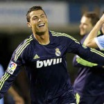 Cristiano Ronaldo joins the hall of fame in La Liga