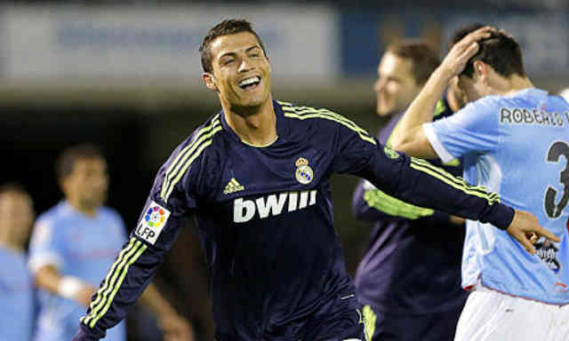 Ronaldo has joined the hall of fame of the top 25 goal scorers in the La Liga