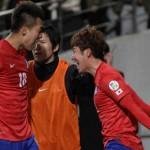 South Korea 2 : 1 Qatar Highlights