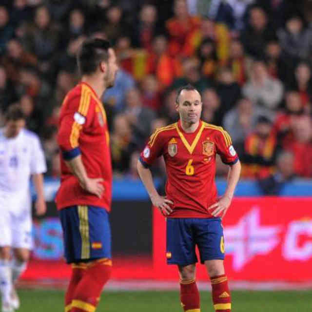 Spain in shock with their draw against Finland and will face France on Tuesday for their qualifiers match