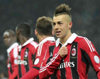 Stephan El Shaarawy is tempted to go to FC Barcelona in the next summer transfer