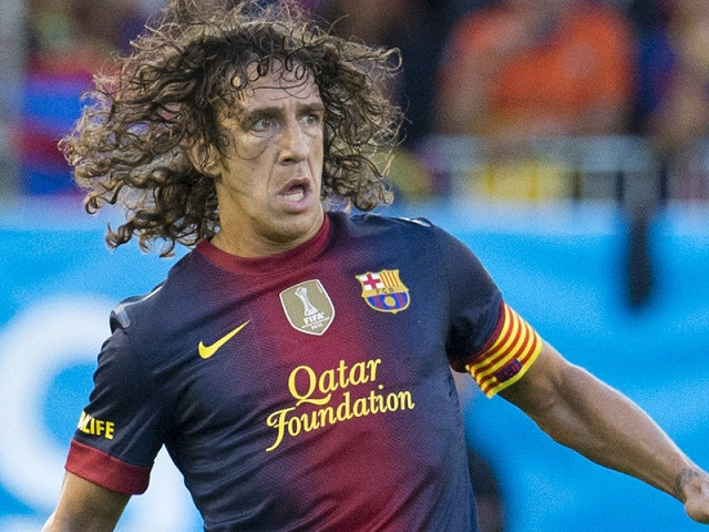 The Barca veteran Carlos Puyol has now reached the age of 35 years old and could be retiring soon