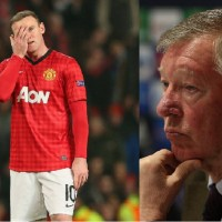 'Unfit' Wayne Rooney is fighting for Manchester United career amid tensions with Sir Alex Ferguson