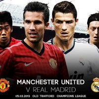 Watch Manchester United – Real Madrid Live here at 19.45 GMT