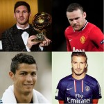 Football Rich List 2013: Beckham, Messi, Ronaldo- Who's the richest footballer in the world?