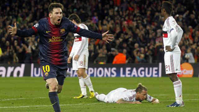 With Messi goal against AC Milan it destroyed the Italian club spirit of winning