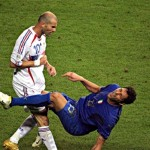 Zidane Headbutt on Materazzi- Original Footage- HD