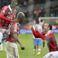 AC Milan 4 : 2 Catania Highlights
